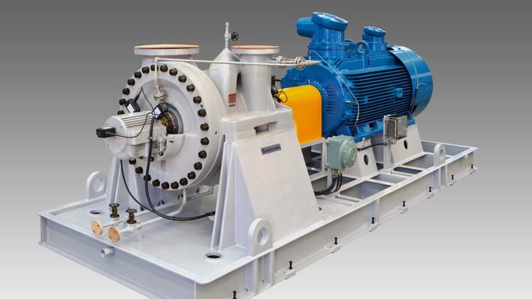 API610 centrifugal pumps & API682 Mechanical Seal review