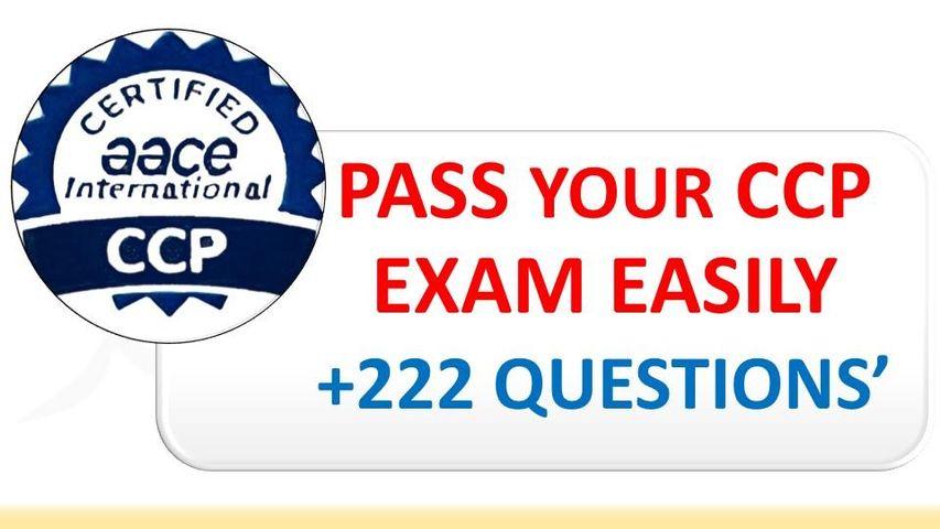 Certified Cost Professional +222 Q/A (CCP)