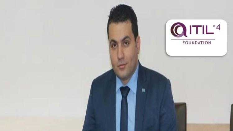 ITIL 4 foundation exam preparation course (Arabic)