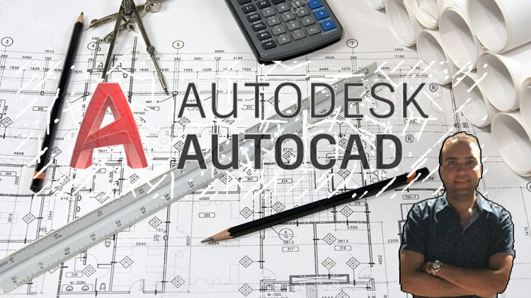 Arabic Autodesk®AutoCAD®2021First Completed Advanced Lessons
