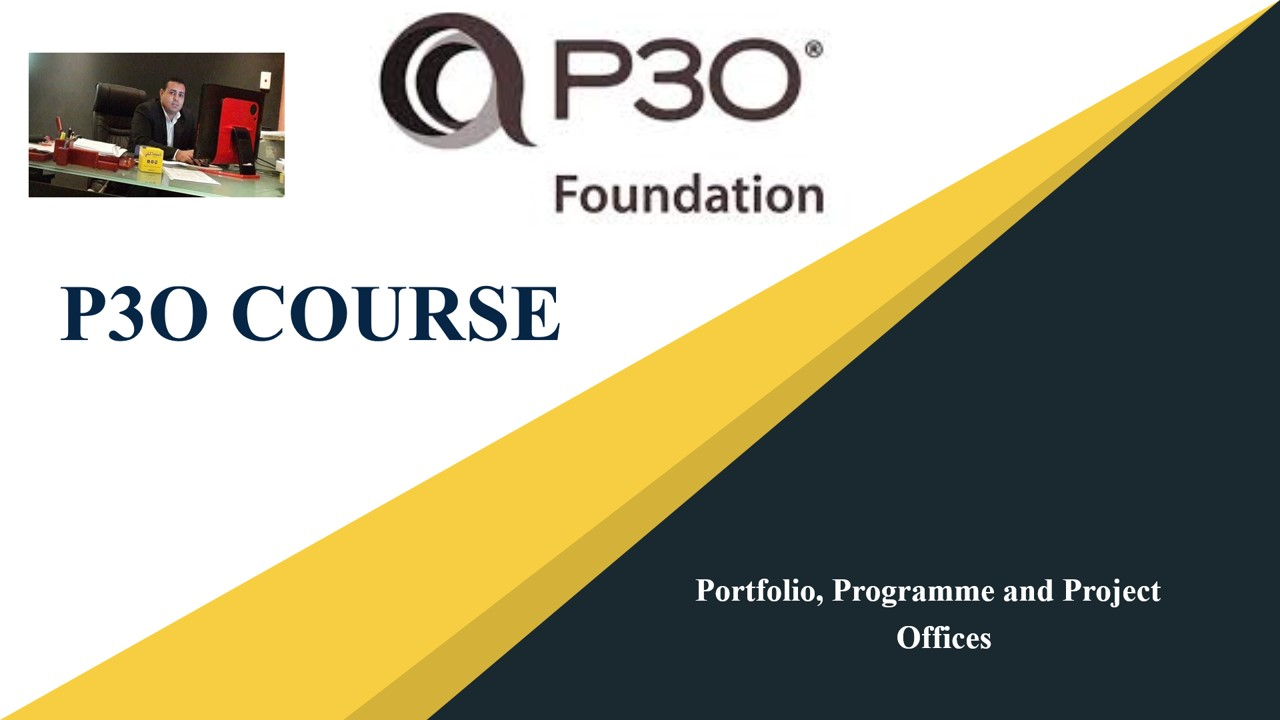 Portfolio, Programme, and Project Offices - P3O