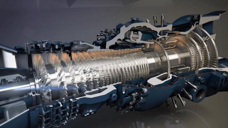 Pumps, Compressors, Gas turbines engineering