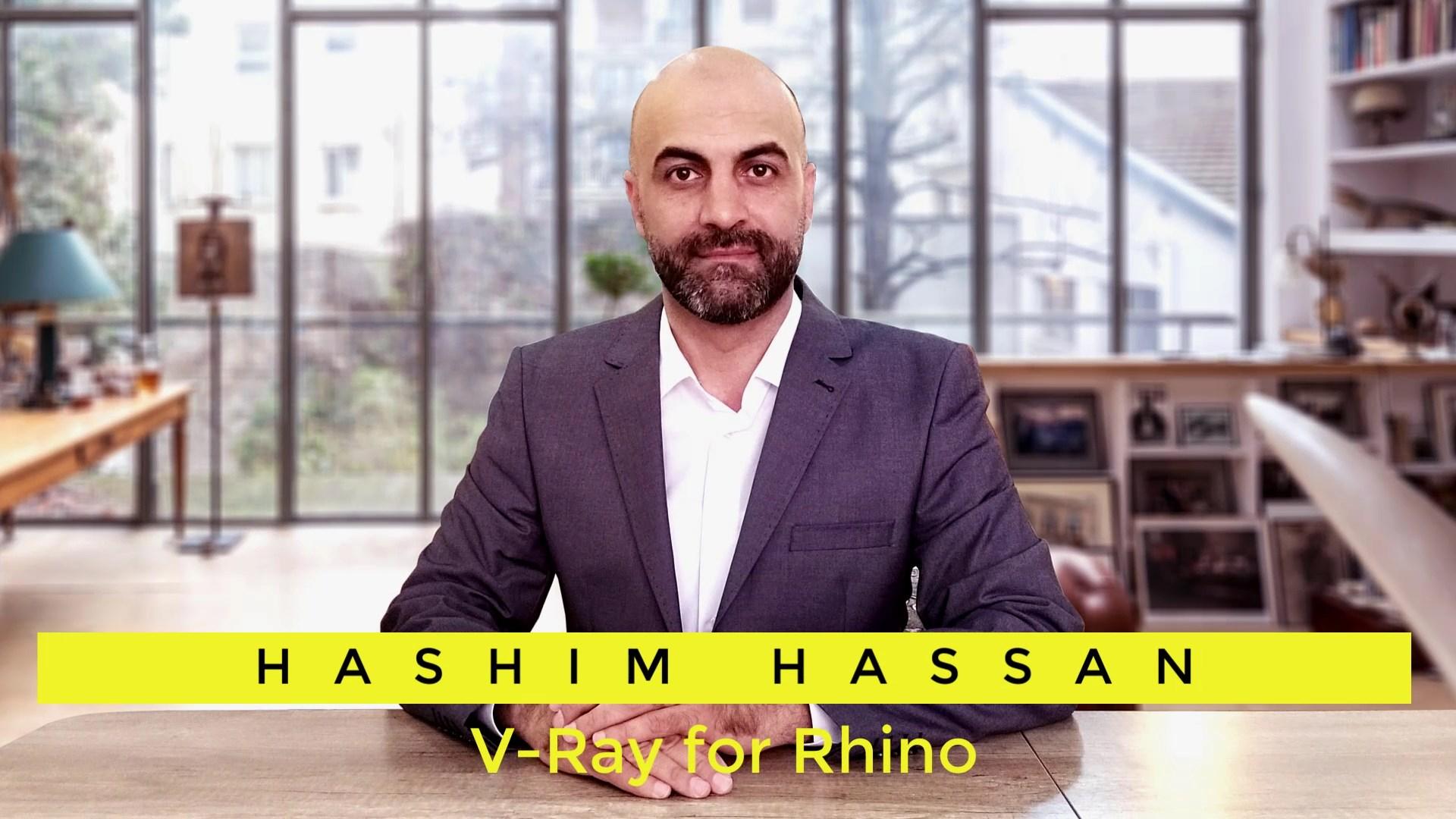 V-Ray for Rhino